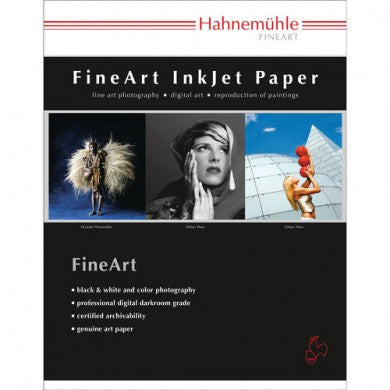 Hahnemuhle FineArt Pearl 285 8.5x11 25, papers sheet paper, Hahnemuhle - Pictureline