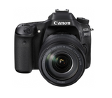 Canon EOS 80D DSLR Camera with 18-135mm IS USM Lens, camera dslr cameras, Canon - Pictureline  - 3