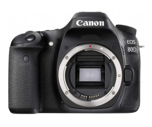 Canon EOS 80D DSLR Camera (Body Only), camera dslr cameras, Canon - Pictureline  - 1