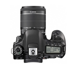 Canon EOS 80D DSLR Camera with 18-55mm IS STM Lens, camera dslr cameras, Canon - Pictureline  - 2
