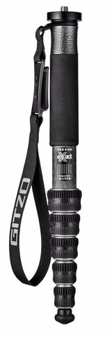 Gitzo GM2562T Series 2 Traveler Carbon Fiber Monopod, tripods photo monopods, Gitzo - Pictureline  - 1