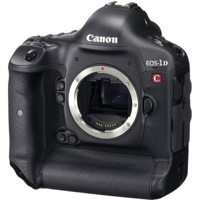 Canon EOS 1D C 4K Cinema Camera (Body Only), discontinued, Canon - Pictureline  - 1