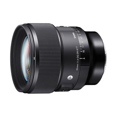 Sigma 85mm f/1.4 DG DN ART Lens for Leica / Panasonic L-Mount