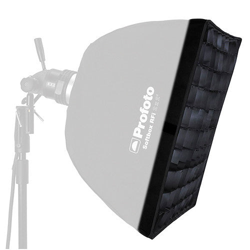 Profoto RFi Softgrid 50 Degree 2x2', lighting barndoors and grids, Profoto - Pictureline