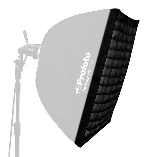 Profoto RFi Softgrid 50 Degree 3x3', lighting barndoors and grids, Profoto - Pictureline