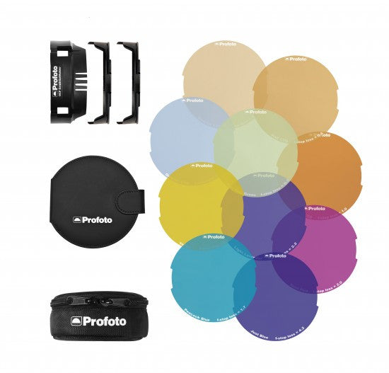 Profoto OCF Gel Color Starter Kit, lighting filters, Profoto - Pictureline