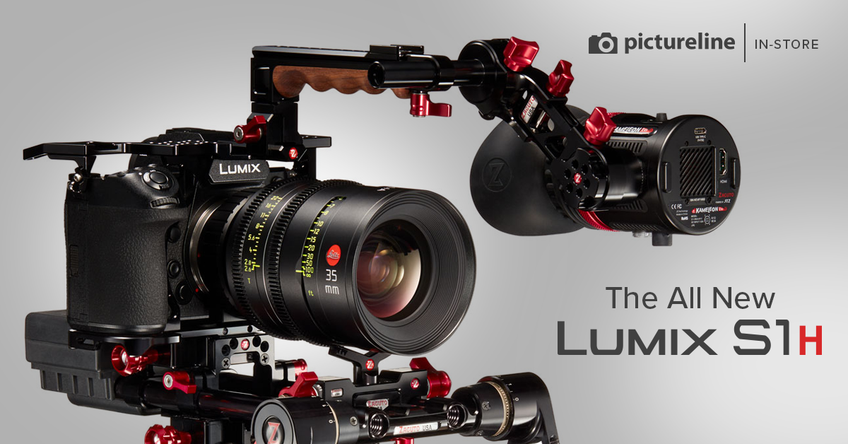Panasonic S1H Demo Day (Thursday, September 5th)