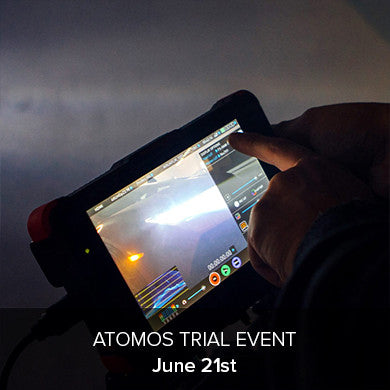 Atomos Trial Event, events - past, Pictureline - Pictureline