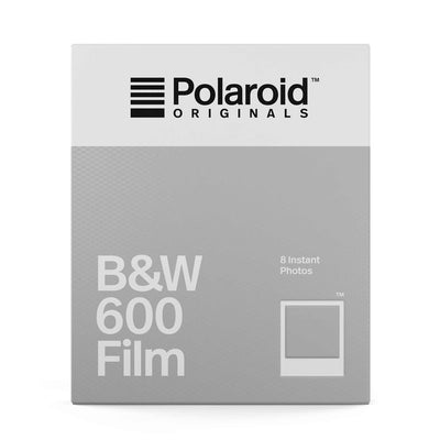 Polaroid B&W Film for Polaroid 600-TYPE Cameras (8)