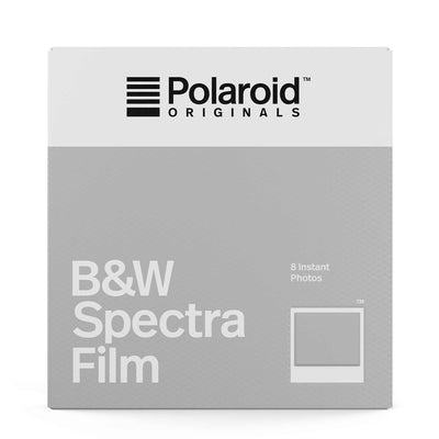 Polaroid B&W Film for Spectra Cameras (8)
