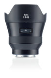 Zeiss Batis 18mm f2.8 Lens for Sony E Mount, lenses mirrorless, Zeiss - Pictureline  - 1