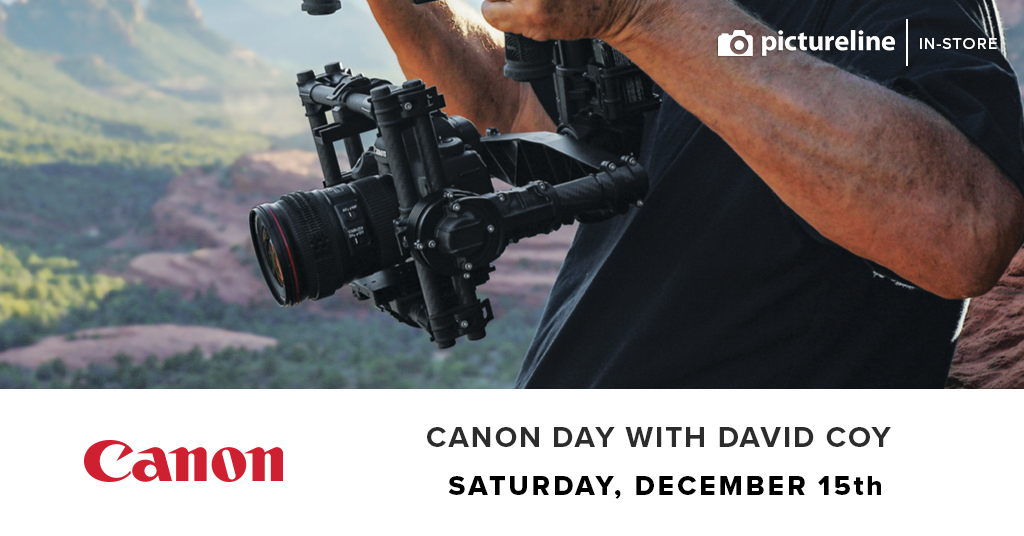 Canon Day with David Coy and Nathan Bett (December 15th, Saturday)