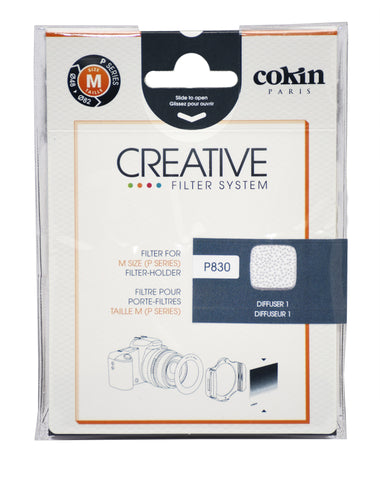 Cokin P Filter Diffuser 1, lenses optics & accessories, Cokin - Pictureline
