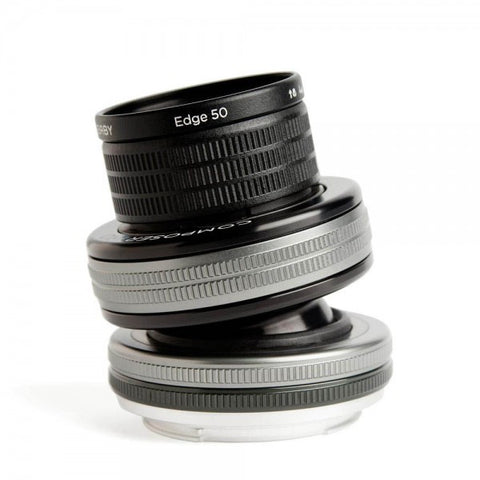 Lensbaby Composer Pro II with Edge 50 Optic Canon EF