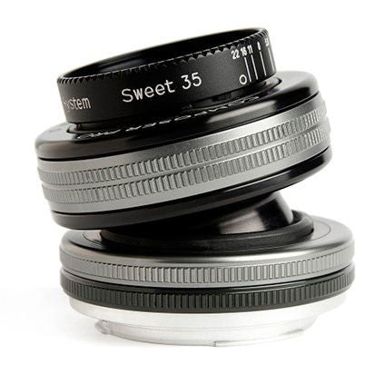 Lensbaby Composer Pro II with 35 Optic For Nikon F