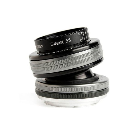 Lensbaby Composer Pro II with 35 Optic For Canon EF