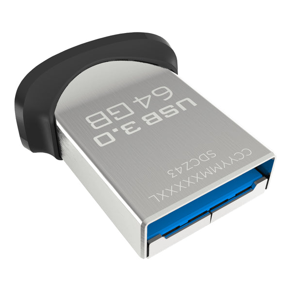 SanDisk 64GB CZ43 Ultra Fit USB 3.0
