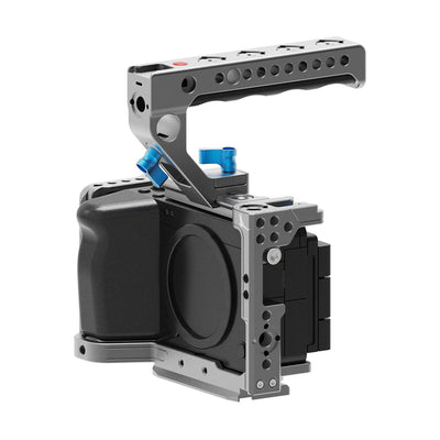 Kondor Blue Cage with Trigger Handle for Sony FX3 (Space Gray)