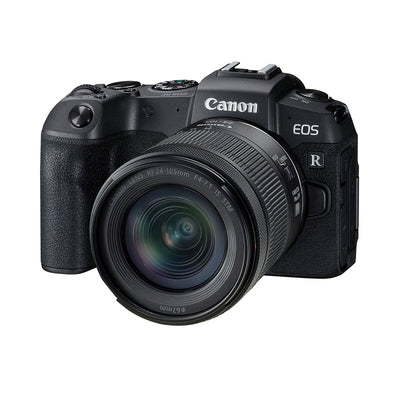 Canon EOS RP Mirrorless Digital Camera with RF 24-105mm f4-7.1 IS STM Kit