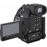 Canon EOS C100 Mark II Cinema Camera (Body Only), video cinema cameras, Canon - Pictureline  - 4