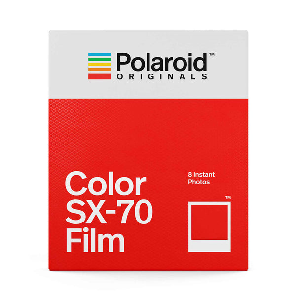 Polaroid Color Film for Polaroid SX-70 Cameras