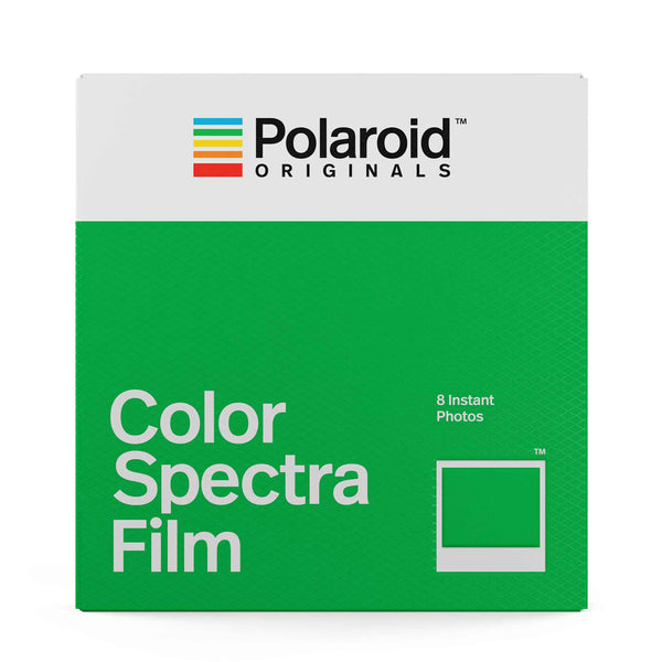 Polaroid Color Film for Spectra Cameras (8)