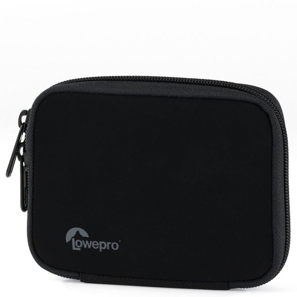 Lowepro Compact Media Case 20 (black), discontinued, Lowepro - Pictureline  - 1