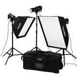 Profoto D1 Studio Kit 500/500/1000 Air w/o Air Remote, lighting studio flash, Profoto - Pictureline  - 2