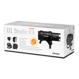 Profoto D1 Studio Kit 500/500/1000 Air w/o Air Remote, lighting studio flash, Profoto - Pictureline  - 3