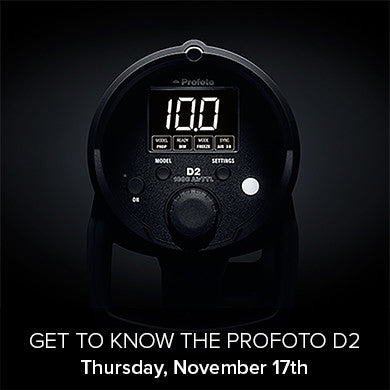 Profoto D2 Event (Nov 17), events - past, pictureline - Pictureline