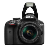 Nikon D3400 Digital SLR Camera 2 Lens Kit (18-55mm 70-300mm), camera dslr cameras, Nikon - Pictureline  - 10