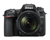 Nikon D7500 DSLR Camera with 18-140mm VR DX Lens