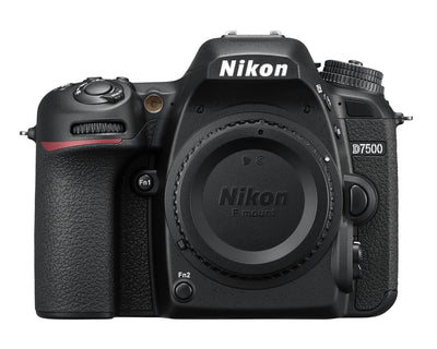 Nikon D7500 Digital Camera Body