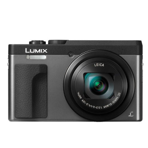 Panasonic Lumix DMC-ZS70S Digital Camera (Silver)