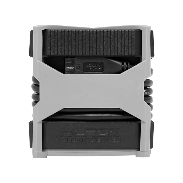 Delkin Black USB 3.0 Memory Card Reader