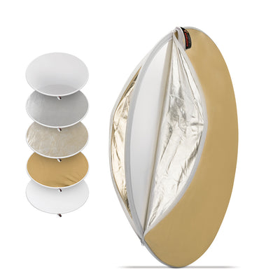 "Photoflex Multidisc Five-in-One 42"" Reflector"