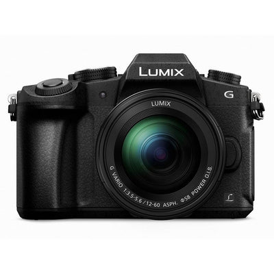 Panasonic DMC-G85 Mirrorless Micro Fourth Thirds Camera with 12-60mm Lens