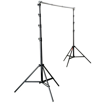 Photoflex ProDuty BackDrop Support Kit, supports wall mounts, Photoflex - Pictureline  - 1