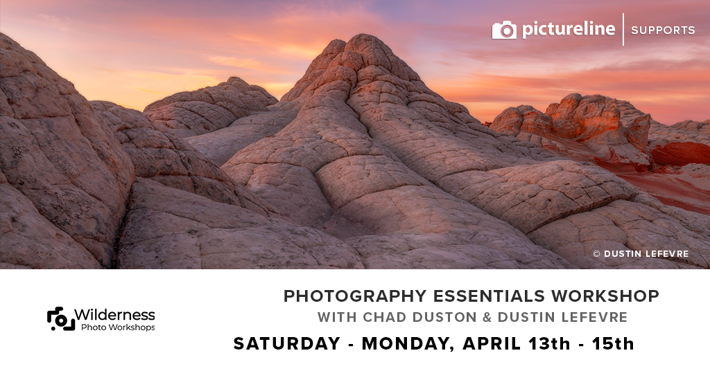 Photography Essentials Workshop with Chad Dutson and Dustin LeFevre (April 13th-15th, Saturday-Monday)