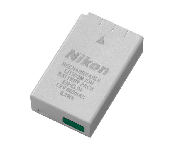 Nikon EN-EL24 Rechargeable Battery, camera batteries & chargers, Nikon - Pictureline