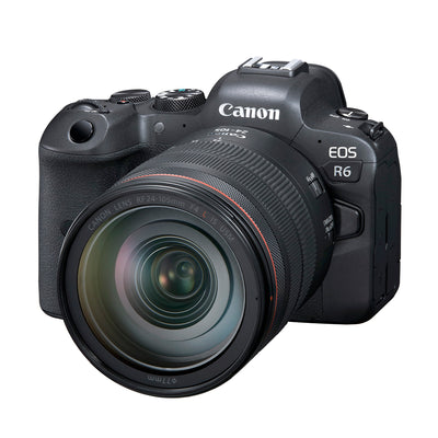 Canon EOS R6 Mirrorless Camera with RF 24-105mm f4L IS USM Kit