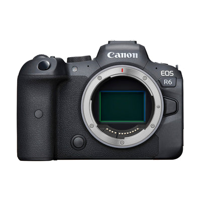 Canon EOS R6 Mirrorless Digital Camera Body