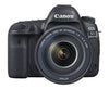 Canon EOS 5D Mark IV EF 24-105mm L IS II USM Digital Camera Kit