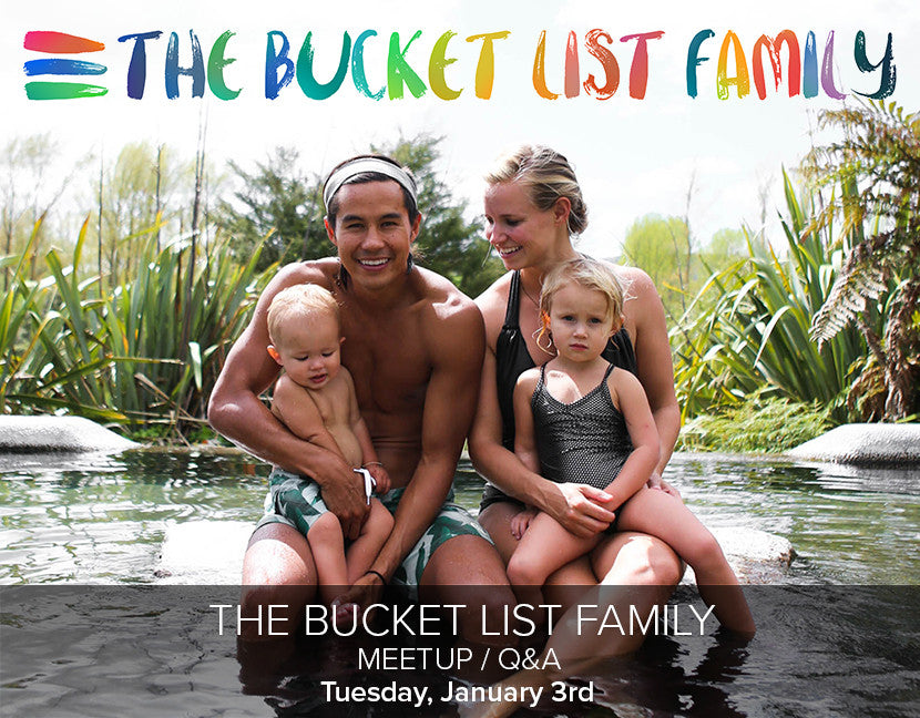 The Bucket List Family Meetup (January 3rd), events - past, pictureline - Pictureline
