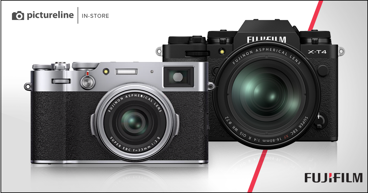 Fuji First Look: X-T4 and X100V (Friday March 6, 2020)