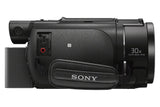 Sony FDR-AX53 4K Ultra HD Handycam Camcorder, video camcorders, Sony - Pictureline  - 7