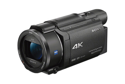 Sony FDR-AX53 4K Ultra HD Handycam Camcorder, video camcorders, Sony - Pictureline  - 1