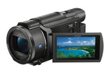 Sony FDR-AX53 4K Ultra HD Handycam Camcorder, video camcorders, Sony - Pictureline  - 4