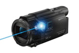 Sony FDR-AX53 4K Ultra HD Handycam Camcorder, video camcorders, Sony - Pictureline  - 3