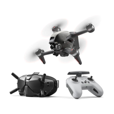 DJI FPV Drone Combo with Goggles & Controller